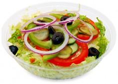 Тунец салат